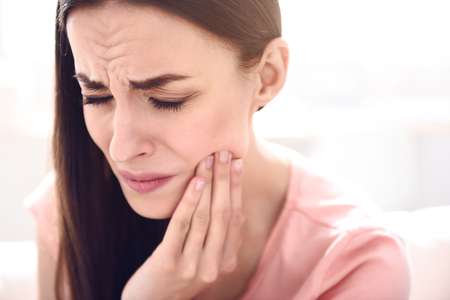 Grinding or clenching your teeth causes bruxism