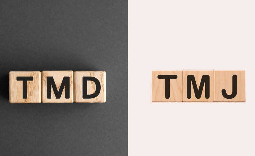 What's the Difference Between TMD and TMJ?