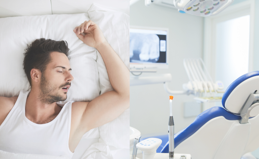 Sleep Apnea and Oral Health Share A Few Primary Connections