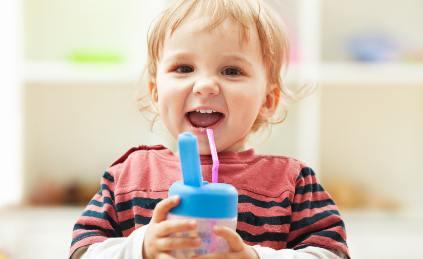 Why Limiting Juice and Soda Is an Important Part of Helping Protect Your Toddler's Teeth